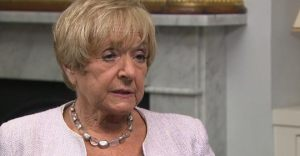 Dame Margaret Hodge making irresponsible noises about antisemitism